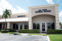 All Paws Animal Clinic Building