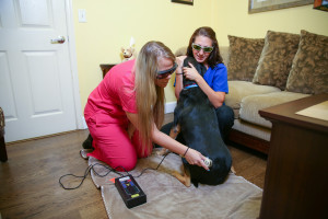 Laser therapy